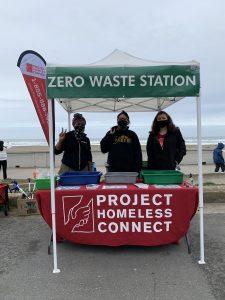 Zero Waste Station pop-up tent image