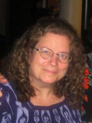 headshot of Allison Staley